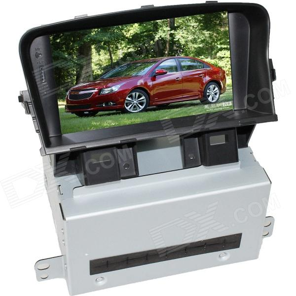 LsqSTAR 7Car DVD Player w/ GPS,Radio,AUX,SWC,6CDC,TV,Canbus,phonebook,Dual Zone for Chevrolet Cruze автомобильный dvd плеер oem dvd chevrolet cruze 2008 2009 2010 2011 gps bluetooth bt tv