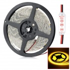 HML Waterproof 72W 6300lm 300 x SMD 5050 LED Warm White Light Strip w/ Mini Controller - (5M / 12V)