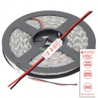 HML impermeável 72W 6300lm 300 x SMD 5050 LED Red Light Strip w / Mini Controller - (5M / 12V)
