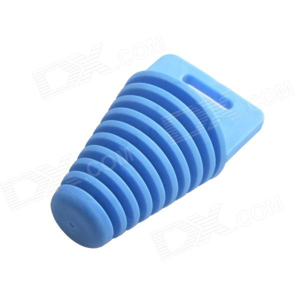 HH-161 Motorcycle Washing Muffler Protection Waterproof Plug - Blue