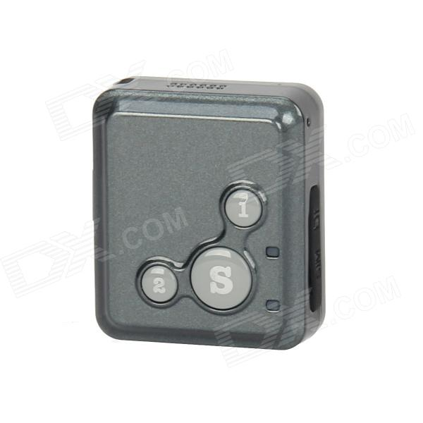 GPS Tracker & SOS Communicator - Black