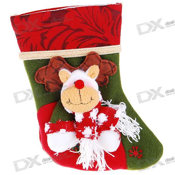 Cute Christmas Stocking (Assorted)
