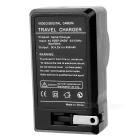 3.6V / 3.7V Special Battery Charger for 14500 - Black (US Plug / AC 100~240V)