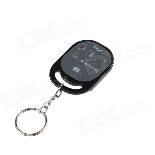 IPEGA YAK04 Bluetooth Phones Self Remote Control Wireless Self-timer for Android / IOS - Black