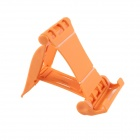 "Universal Plastic Stand Holder for 4""~10"" Tablet PC - Orange"