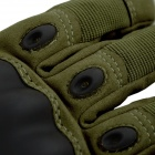 OUMILY Outdoor Tactical Full-finger Gloves - Army Green ( L / Pair)