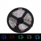 SKLED IP65 Double-Row Waterproof 144W 5800lm 600 x SMD 5050 LED RGB Light Strip  - (DC 12V)