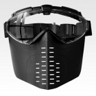 Genuine Tokyo Marui PRO-Goggle Full Face Version with Fan - Black