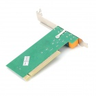 PCI to Series Adapter 5.1 Channel Combo Card - Green + Multicolored