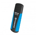 Transcend 32GB JetFlash 810 USB 3.0 Flash Drive Blue