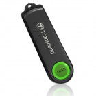 Transcend 16GB JetFlash 220 USB 2.0 Flash Drive Green