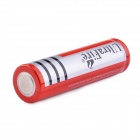UltraFire ZS-03 18650 3.7V 400mAh Lithium Rechargeable Batteries - Red + Black (4 PCS)