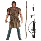 Geniune NECA Rambo: First Blood / John Rambo 7 inch Action Figure