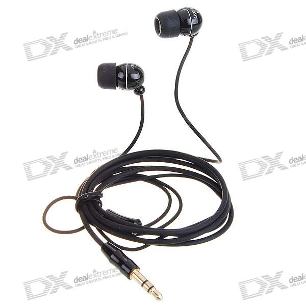 Designer's In-Ear Stereo Handsfree Headset (1.36M Cable)