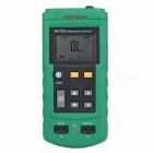 MASTECH MS7220 Thermocouple Calibrator Simulate TC / mV Output - Black + Green