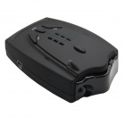 S-525+ 360 Degree Radar Laser Detector - Black