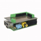 Raspberry Pi Project Board(UK) And Raspberry PI Expansion Prototyping Board - Black + Green