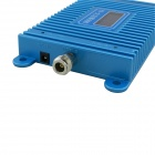 "YX990 4.5"" LCD 900MHz GSM950 890~915MHz / 835~960MHz Cell Phone Signal Booster Amplifier - Blue"