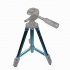 BZ WT3041 115M Aluminum Alloy Digital Camera Tripod for GoPro Hero 3+ / 3 / SJ4000 - Blue (Max. 5kg)