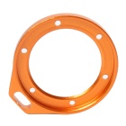 DUALANE aluminiumslegering linse Ring med skrutrekker for GoPro Hero 2 - Golden