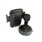 2254-V3 360' Rotation Car Mount Suction Cup Holder for MP4 / Mobile Phone / PDA / PSP - Black