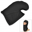 Qinglonglin all'aperto ciclismo Lycra anti-sole viso / testa Cover maschera - nero