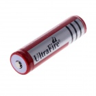 UltroFite Rechargeable 3.7V 18650 Li-ion 800mAh Battery - Red
