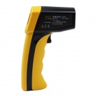 SZBJ BM200 Non-Contact 380'C / (D:S) 12:1 Infrared Thermometer / Temperature Meter - Black + Yellow