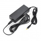 12V US Plug 2.5 x 5.5mm Power Adapter for LED Strip Light / Security System - Black