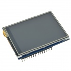 "DMDG 2.8"" LCD Touch Shield Module for Arduino / leaf maple / Raspberry Pi- Blue + Silver + Black"