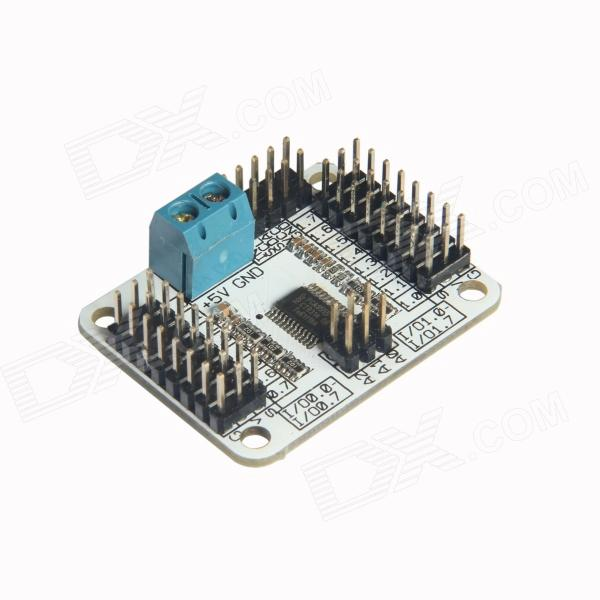 IIC GPIO Module Convert 16 Digital IO Ports Read-Write 8 Simultaneous Parallel Modules for Arduino you read to me i ll read to you very short scary tales to read together