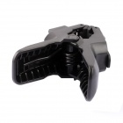 Fast Release Plate Clamp Mount for GoPro, SJ4000 - Black