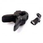 PANNOVO Fast Release Plate Clamp Flexible Mount w/ J Buckle for Gopro Hero 4/ 3+ / 3 / 2 / SJ4000