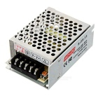 24W 100~220V to 12V Switch Power Supply Converter - Silver