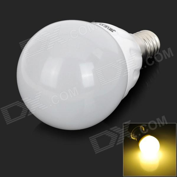 JRLED E14 3W 230LM 3300K 6-5730 SMD Warm White Light Bulb - White (AC 220V)