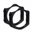 Resin Graduated Neutral Density ND Color Filter Kit + Ring Adapter + Cleaning Cloth Set - (26 PCS)