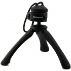 "Fotopro SY310 Mini Table Tripod for Digital Camera with 1/4"" Universal Screw Interface - Black"