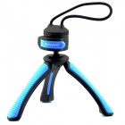 "Fotopro SY310 Mini Table Tripod for Digital Camera with 1/4"" Universal Screw Interface - Black +Blue"