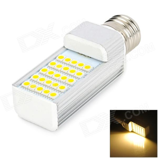 E27 5W 350lm 3000K 25-SMD 5050 LED Warm White Light Bulb (AC 85~265V)