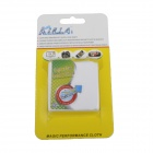 KULLA High Performance Microfiber Cleaning Cloth for Lens / LCD / PDM / DVD / VCD Surface - White
