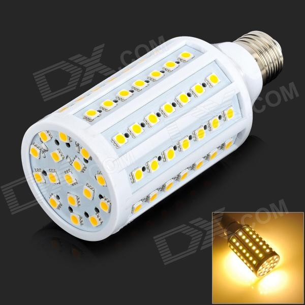 WALANGTING E27 240LM 3200K Warm White 86-5050 SMD LED Lamp - White (AC 220~240V)