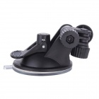Car Suction Cup Mount TrIPOD Holder for DV, GPS, Camera, GoPro - Black
