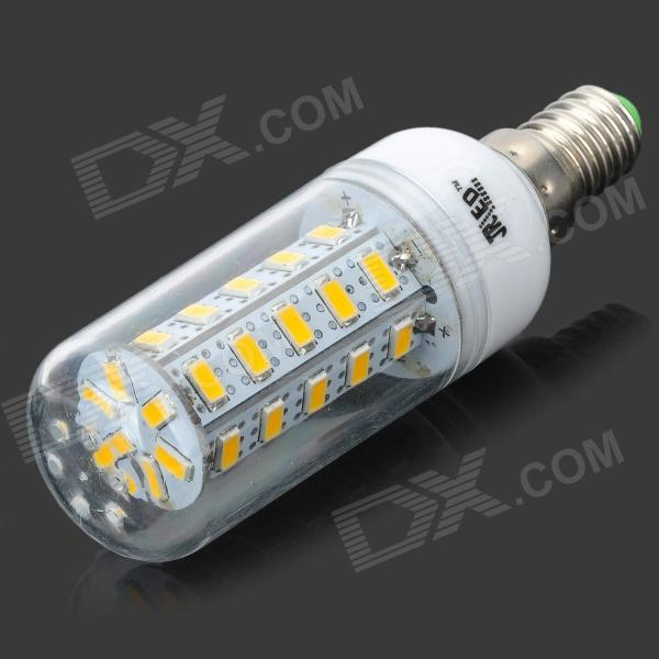 JRLED E14 7W 450lm 3300K 360SMD 5630 LED Warm White Bulb (AC 220~240V)