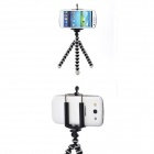 Mini Octopus TrIPOD for Camera / Phone / GoPro Hero - Black + White
