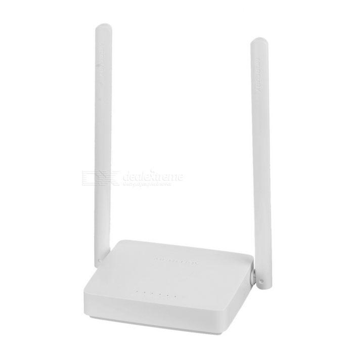 Mercury Mw305R+ 300Mbps Wi-Fi WLAN Wireless Router w/ 2-Antenna, 4-RJ45 Port, Broadwidth Control