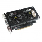 HuoLongWang NVIDIA 8600GT GT630 1GB DDR2 128bit 40nm Graphics Card w/ CRT + DVI + HDMI, Dual Fan
