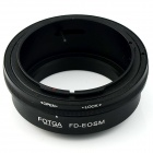 FOTGA FD-EOSM ФО объектива для Canon M Mount Adapter - черный