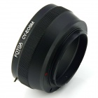 FOTGA CY-EOSM Contax Yashica C/Y Lens to Canon M Mount Adapter - Black + Silver