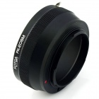 FOTGA PK-EOSM PK Lens to Canon M Mount Adapter - Black + Silver