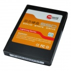 "SUNWORLD Lightning Series ReadyCache 2.5"" Solid State Drive SSD - Black + Orange (120GB)"